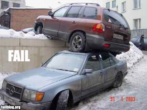 fail-owned-parking-fail